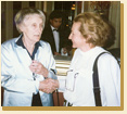 (with Astrid Lindgren, Oslo, 1988) click here